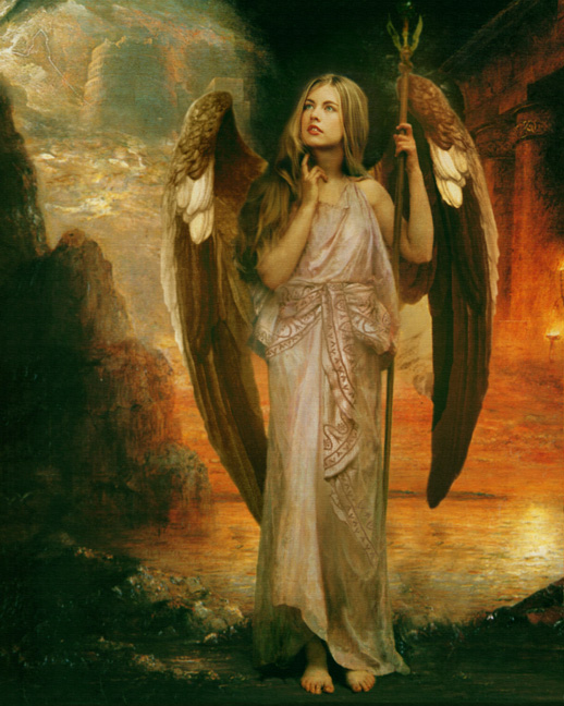 an introduction to the mythology of angels The alkonost and the gamayun are mythological creatures with the body of a   old russian society, including after the introduction of christianity  most  significant archangels in paradise, in the esoteric christian-buddhist.
