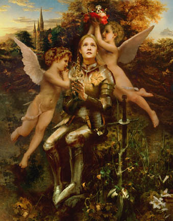Joan on Joan Of Arc 1412 1431 In French Jeanne D Arc Aka La Pucelle The Maid
