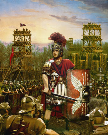 the life and military career of marcus antonius Mark antony: early life and alliance with julius caesar marcus antonius was  born in rome in 83 bc, the son of an ineffective praetor (military commander).